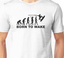 Evolution Wakeboard Unisex T-Shirt