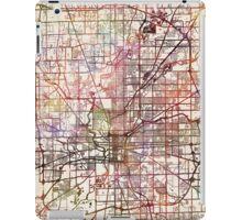 Indianapolis map iPad Case/Skin