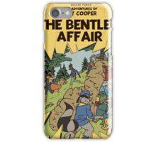 The Bentley Affair iPhone Case/Skin