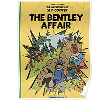The Bentley Affair Poster