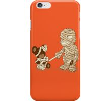 MUMMY'S BOY v2.0 iPhone Case/Skin