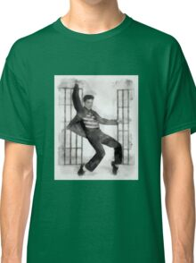 Elvis Presley by John Springfield Classic T-Shirt