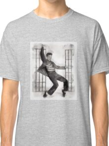 Elvis Presley by John Springfield Classic T-Shirt