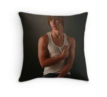 Vance  #706 Throw Pillow