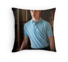 Vance  #804 Throw Pillow