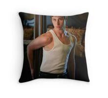 Vance #839 Throw Pillow