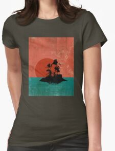 Island Womens Fitted T-Shirt