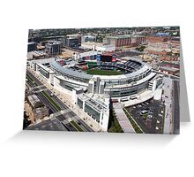 Washington Nationals Stadium Greeting Card