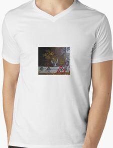 Men at work- Nathan Bowen. Mens V-Neck T-Shirt