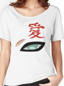 Sabaku No Gaara t shirt, iphone case & more Women's Relaxed Fit T-Shirt