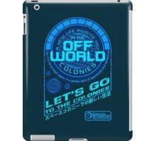 Off World iPad Case/Skin