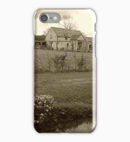 English Countryside iPhone Case/Skin