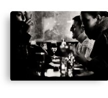 French drinks Canvas Print