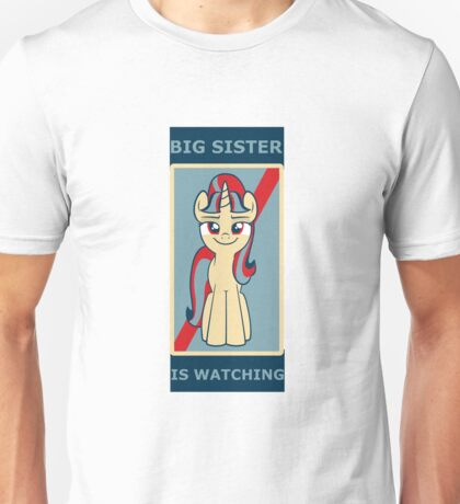 Big Sister is Watching Unisex T-Shirt