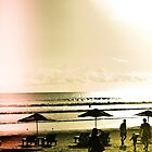 Afternoon at Seminyak Beach, Bali by Ashlee Betteridge