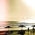 Afternoon at Seminyak Beach, Bali by Ashlee Betteridge