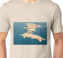 Islands - Mead Lake - Grand Canyon Unisex T-Shirt