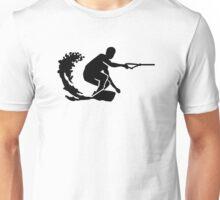 Wakeboarding Unisex T-Shirt
