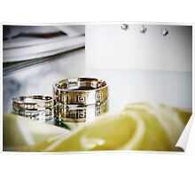 Weding ring for ever Poster