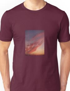 Clouds At the Jersey Shore Unisex T-Shirt