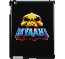 MYAAH! iPad Case/Skin