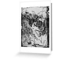One Day in History Greeting Card