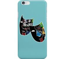 Theatre Masks Collage iPhone Case/Skin