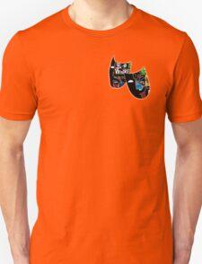 Theatre Masks Collage T-Shirt