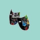 « Theatre Masks Collage » par vschultz25