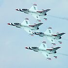 THUNDERBIRDS ARE GO ! by OntheroadImage
