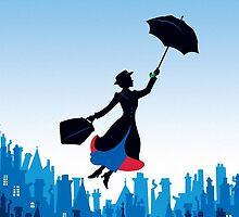 Mary Poppins by vschultz25