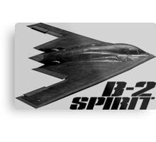 B-2 Spirit Metal Print