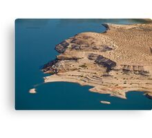 Lake Mead - Grand Canyon 2 Canvas Print