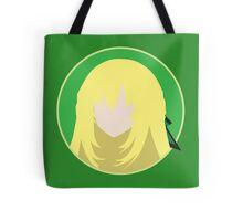 4 Goddesses -Green v2 Tote Bag