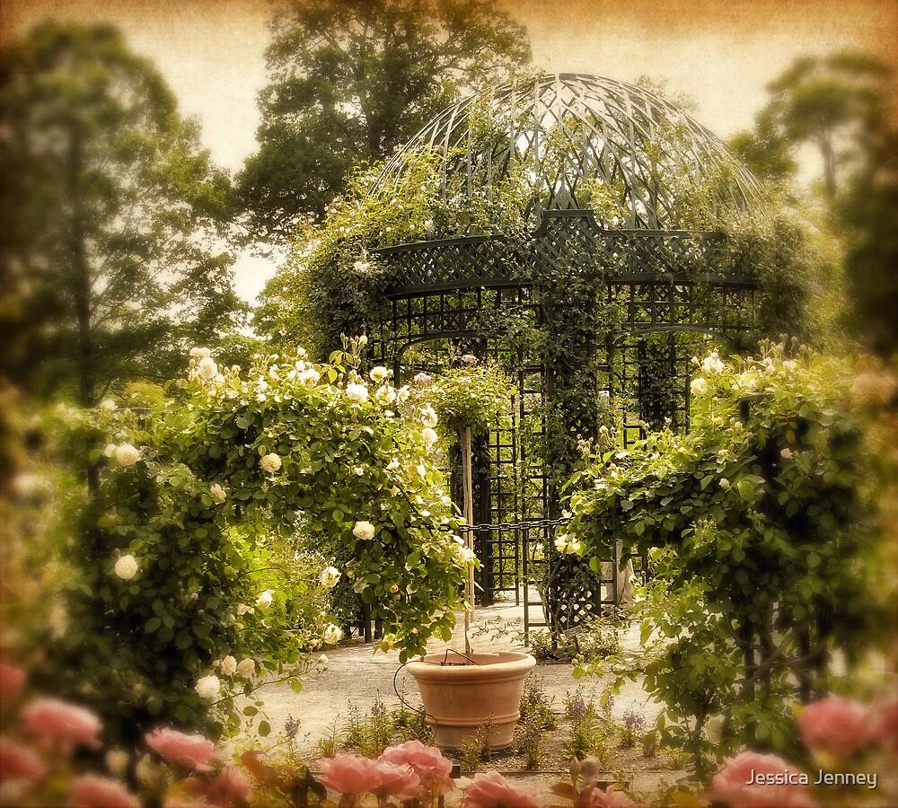 Rose Arbor by Jessica Jenney