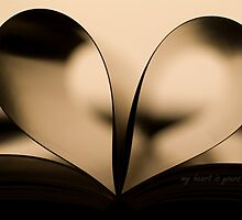 my heart is yours forever by joberg