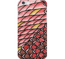 Wallpaper - Scales iPhone Case/Skin
