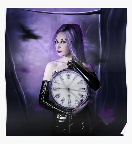 Clocks : the time Poster