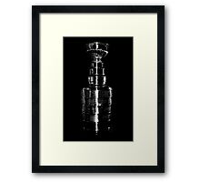 Lord Stanley's Cup Framed Print