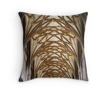 St Mary Redcliffe Throw Pillow