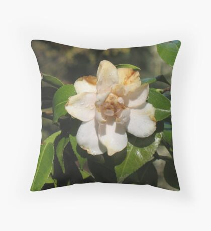 Ashland Flower Throw Pillow