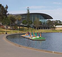 Adelaide Convention Centre by Pixelpete42