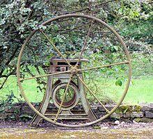 Garden irons by Spiritmaiden