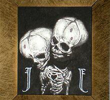 Jack & Jill by FrankieCee