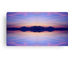 The Omniscience of The State Canvas Print