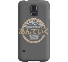 Tokyo ghoul Anteiku Coffee Shop Samsung Galaxy Case/Skin