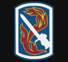 198th Infantry Brigade (United States) One Piece - Short Sleeve