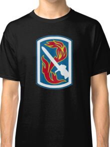 198th Infantry Brigade (United States) Classic T-Shirt
