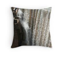 Fain Damn- Prescott Valley Throw Pillow
