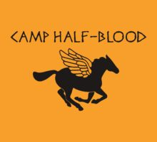 Half Blood Camp by Vyles